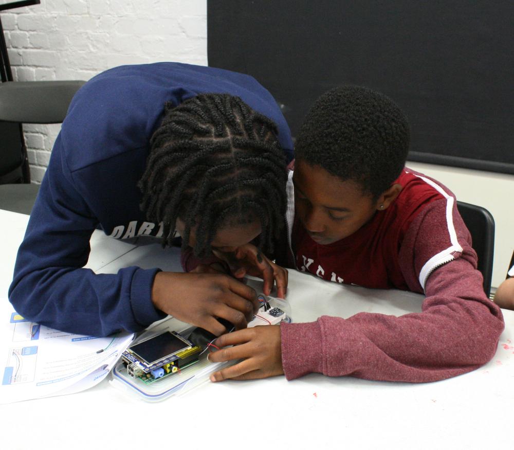 building sensor circuits